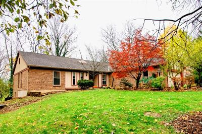Single Family Home For Sale: 3184 Woods Edge Court