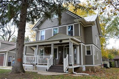 Single Family Home For Sale: 5175 Columbia Road