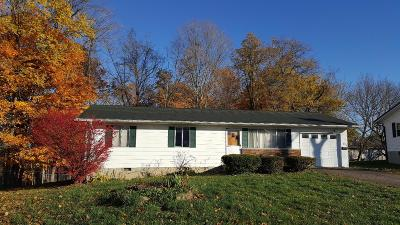 West Union OH Single Family Home For Sale: $82,500
