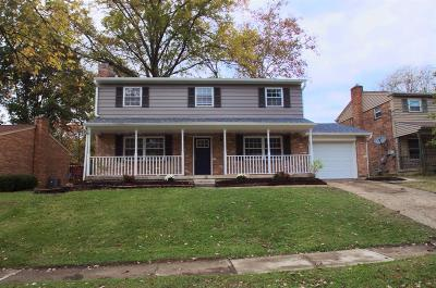 Single Family Home For Sale: 1734 Kingsway Court