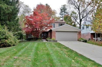 Single Family Home For Sale: 5719 Shady Hollow Lane