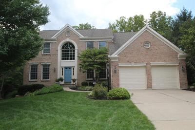 Single Family Home For Sale: 6229 Whileaway Drive