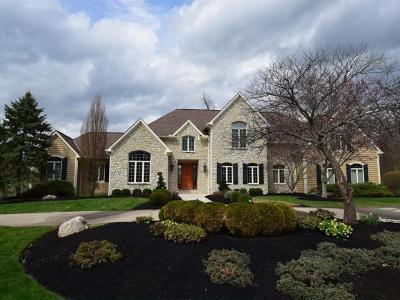 Single Family Home For Sale: 8156 Varner Road