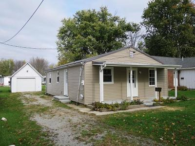 Adams County, Brown County, Clinton County, Highland County Single Family Home For Sale: 537 Florence Avenue