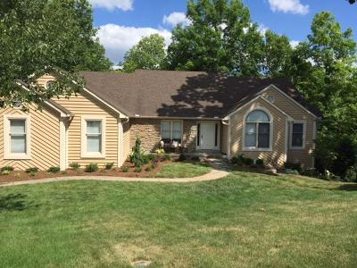 Single Family Home For Sale: 3158 Hawkslanding Drive