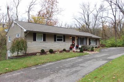 Single Family Home For Sale: 7922 Forest Road