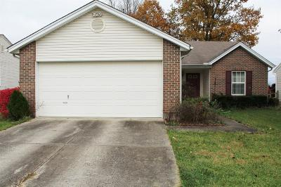 Single Family Home For Sale: 8394 Nightshade Drive