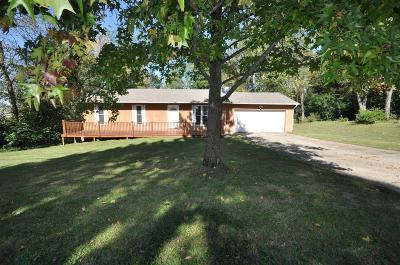 Single Family Home For Sale: 3280 Plateau Place