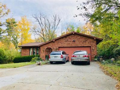 Single Family Home For Sale: 305 Riddle Road