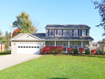 Single Family Home For Sale: 8152 Whalen Lane
