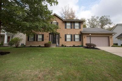 Single Family Home For Sale: 3230 Pauls Pointe Court