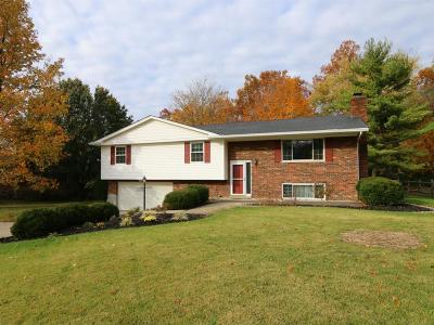 Single Family Home For Sale: 10519 Wyscarver Road