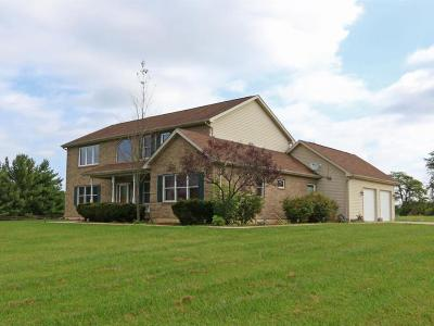 Single Family Home For Sale: 10312 Morrow Cozaddale Road
