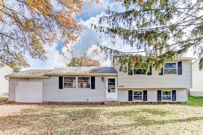 Single Family Home For Sale: 8730 Exeter Place