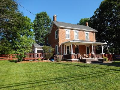 Single Family Home For Sale: 9785 Rich Road