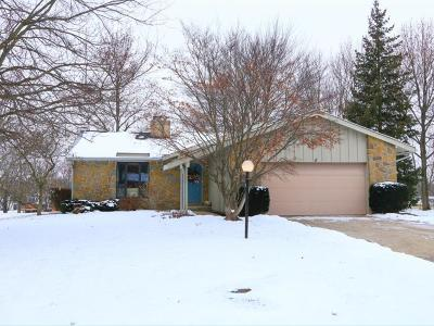 Single Family Home For Sale: 8279 Lakenoll Court