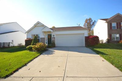 Single Family Home For Sale: 6549 North Andover Way