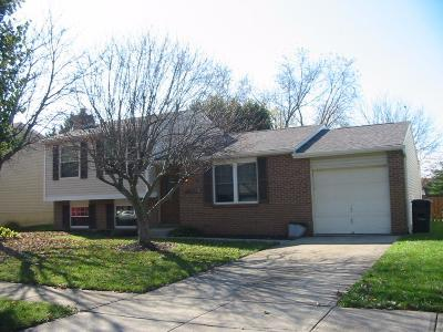 Harrison OH Single Family Home For Sale: $159,900