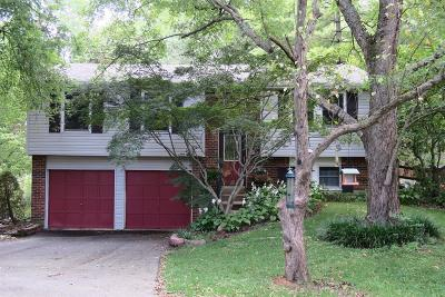 Single Family Home For Sale: 8770 Simpson Court