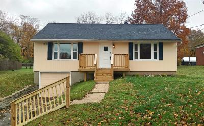 Single Family Home For Sale: 711 Wards Corner Road