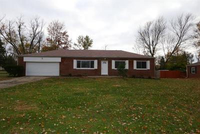 Single Family Home For Sale: 8597 Prilla Lane