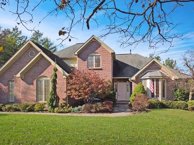 Warren County Single Family Home For Sale: 2344 Pine Brook Lane