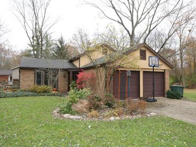 Single Family Home For Sale: 8698 Simpson Court
