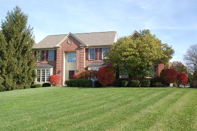 Single Family Home For Sale: 6572 Estate Lane