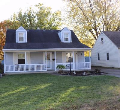Single Family Home For Sale: 409 West Church Street