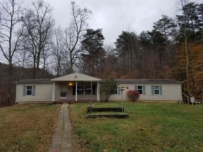 Brushcreek Twp OH Single Family Home For Sale: $110,900
