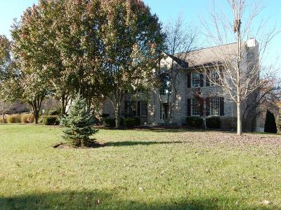 Single Family Home For Sale: 706 Deer Trail Court