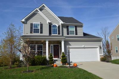 Single Family Home For Sale: 5272 Terrace Ridge Drive