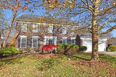 Single Family Home For Sale: 1725 Millbrook Lane