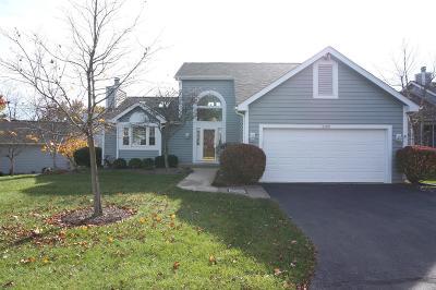 Single Family Home For Sale: 3289 Mizzen Mast Lane