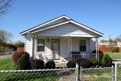 Single Family Home For Sale: 2149 Fairfax Avenue