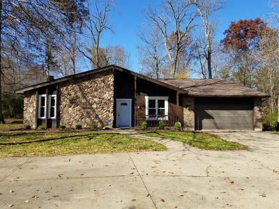 Single Family Home For Sale: 6919 Paxton Road