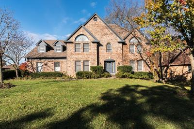 Single Family Home For Sale: 12133 Bearvalley Court