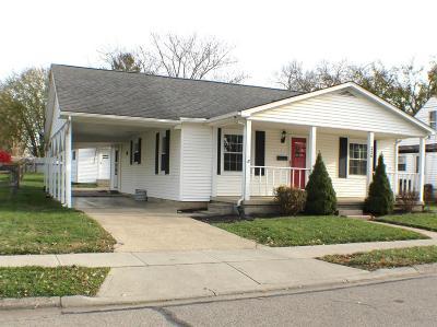 Single Family Home For Sale: 226 King Avenue