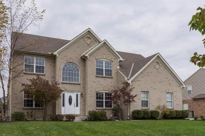 Single Family Home For Sale: 6658 English Garden Way