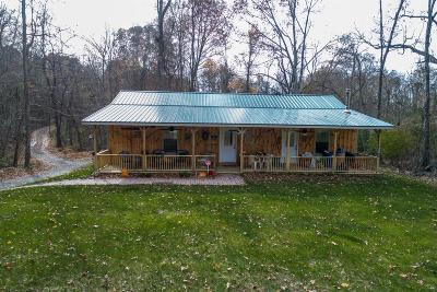 Highland County Single Family Home For Sale: 5800 Sr 753