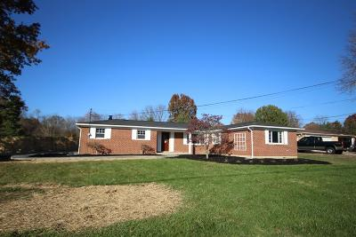 Single Family Home For Sale: 5549 Garrett Drive