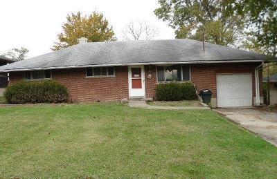Single Family Home For Sale: 200 Riddle Road