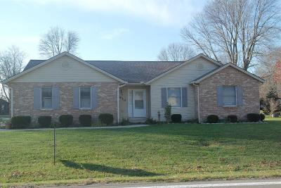 Adams County, Brown County, Clinton County, Highland County Single Family Home For Sale: 610 Bourbon Street