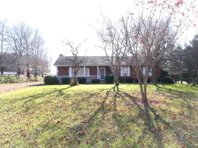 Adams County, Brown County, Clinton County, Highland County Single Family Home For Sale: 12873 Beckelheimer Road