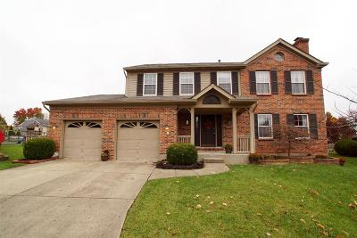 Single Family Home For Sale: 5165 Hancock Court