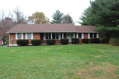 Adams County, Brown County, Clinton County, Highland County Single Family Home For Sale: 970 Jonesboro Road