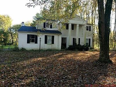 Single Family Home For Sale: 8450 Whitegate Drive