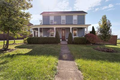 Georgetown Single Family Home For Sale: 311 West Cherry Street
