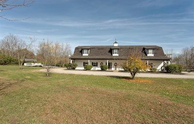 Georgetown Single Family Home For Sale: 3641 Bald Point Road