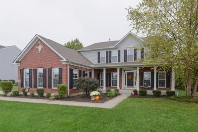 Single Family Home For Sale: 5564 Cedargate Court